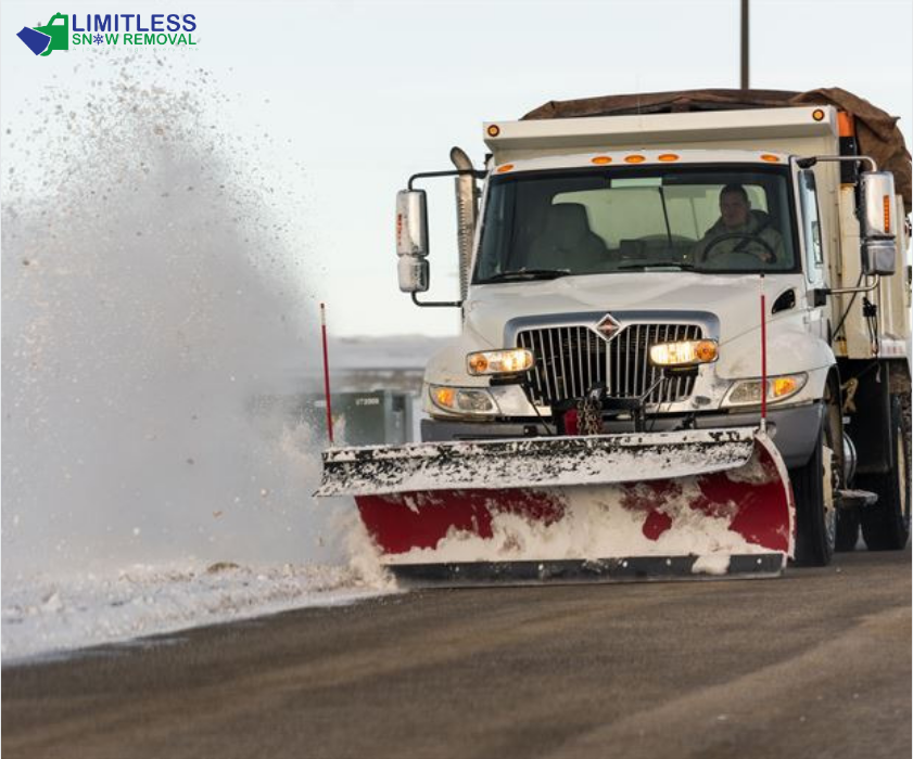Snow Removal for Safe Winters