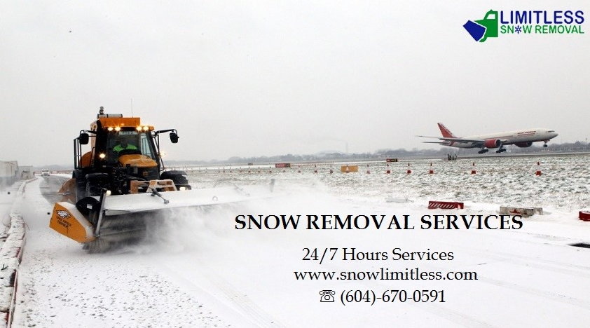 24/7 Snow Removal Services
